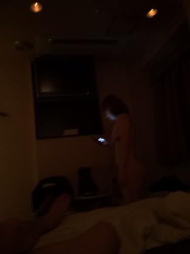 風俗嬢とホテルに行った画像