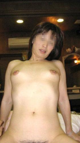 美熟女セフレとのセックス画像