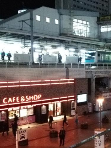 秋葉原駅にて待ち合わせ。約束の時間に