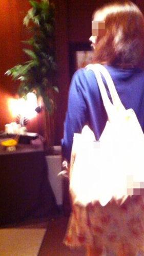 不倫人妻とホテルに行った写真