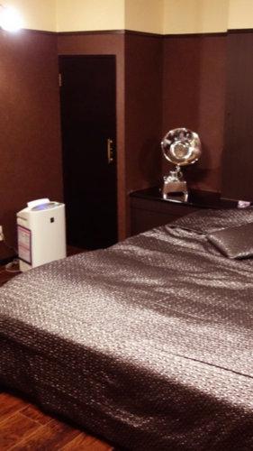 シングルマザーと行ったラブホの部屋画像