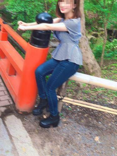 京都で出会い系を使って知り合った女性とのデート