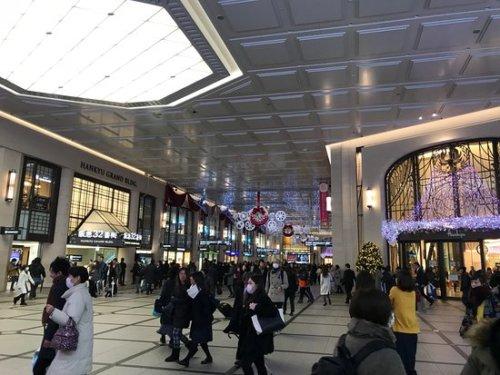 阪急梅田の写真